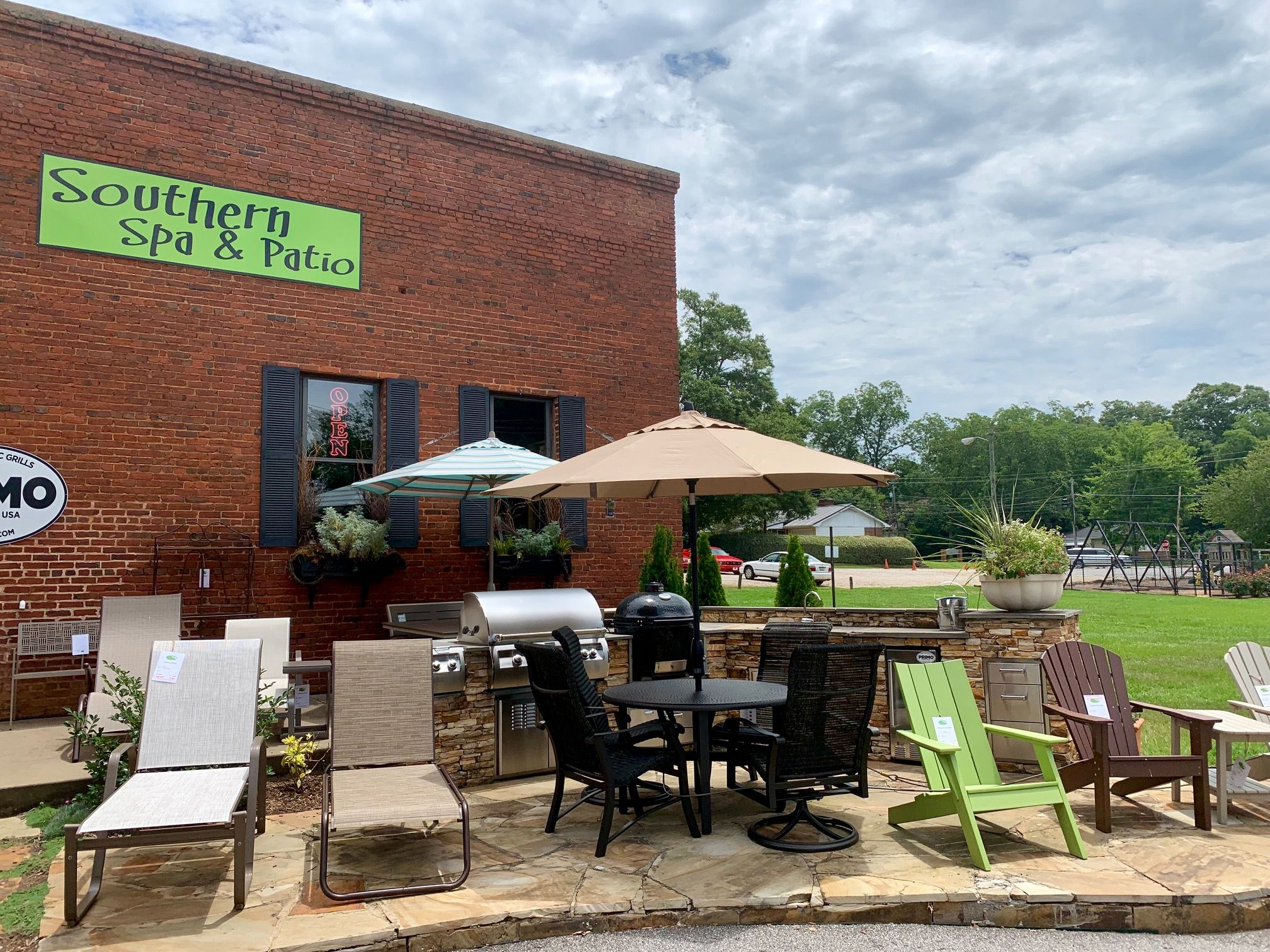 Southern Spa and Patio - Watkinsville, Georgia
