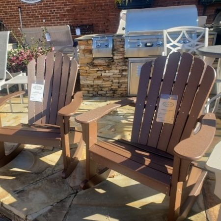 Coastline Adirondack Rocking Chair